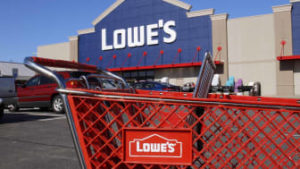 Lowes Credit Card - Lowe's sales letter surge, generate profits practically doubles